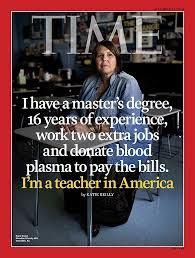 «Να τι σημαίνει να είσαι εκπαιδευτικός στην Αμερική…»