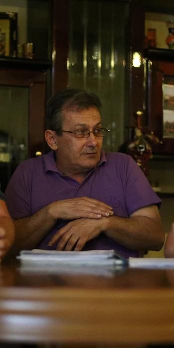 Σκοπελίτης Βασίλης υποψήφιος Δημοτικός Σύμβουλος με την Κίνηση Πολιτών Νίκαιας-Ρέντη «Κόντρα στο Ρεύμα».