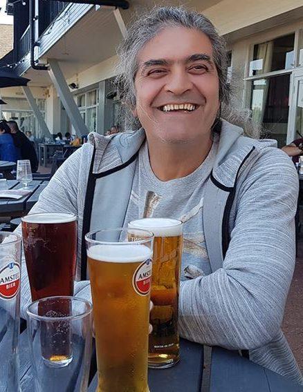 Χαραλαμπίδης Σταμάτης υποψήφιος Δημοτικός Σύμβουλος με την Κίνηση Πολιτών Νίκαιας-Ρέντη «Κόντρα στο Ρεύμα».