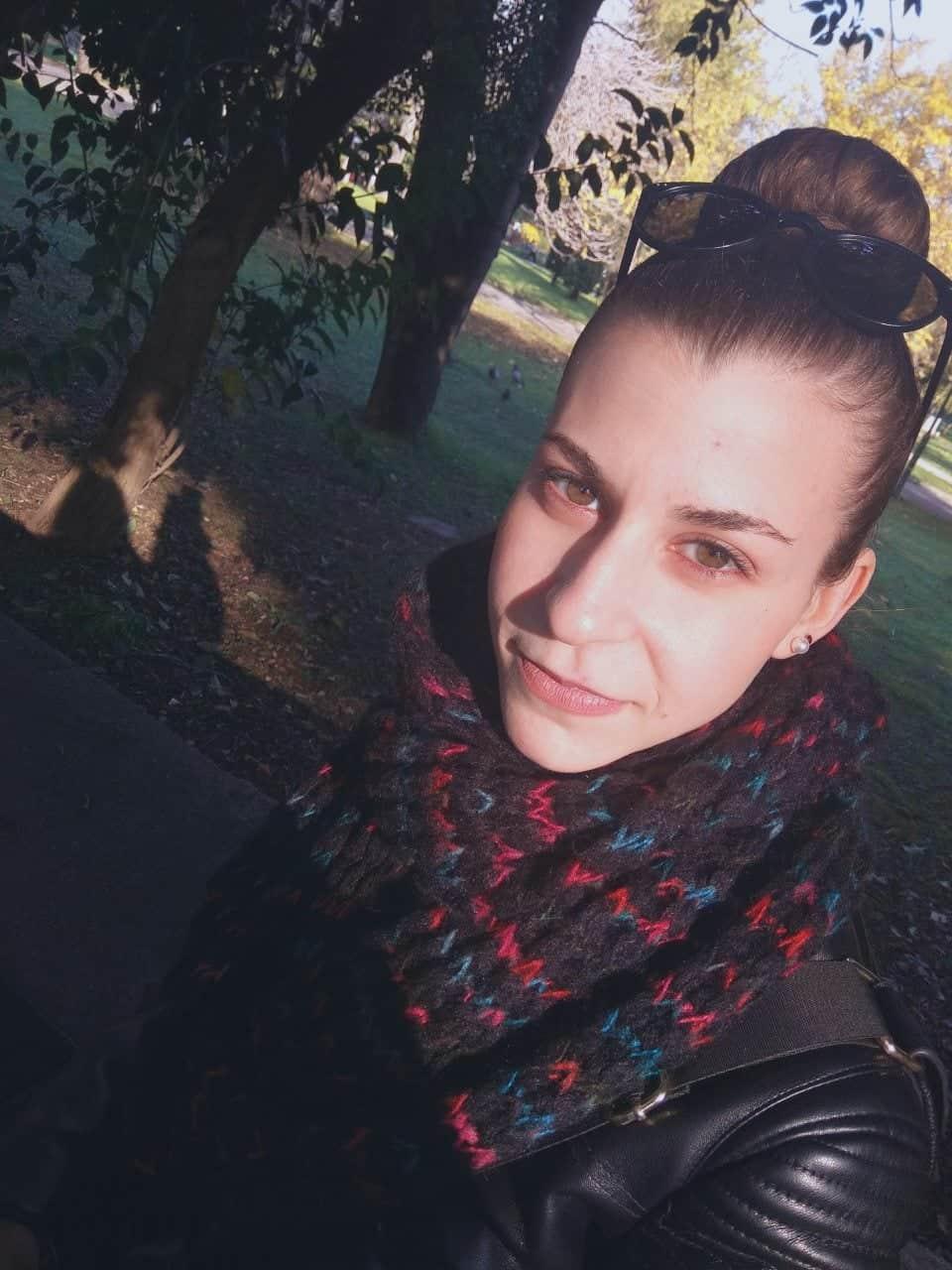 Λουΐζου Άννα-Μαρία υποψήφια Σύμβουλος Κοινότητας Νίκαιας με την Κίνηση Πολιτών Νίκαιας-Ρέντη «Κόντρα στο Ρεύμα».