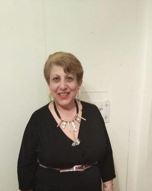 Κυπριάδου Λίτσα υποψήφια Σύμβουλος Κοινότητας Νίκαιας με την Κίνηση Πολιτών Νίκαιας-Ρέντη «Κόντρα στο Ρεύμα».