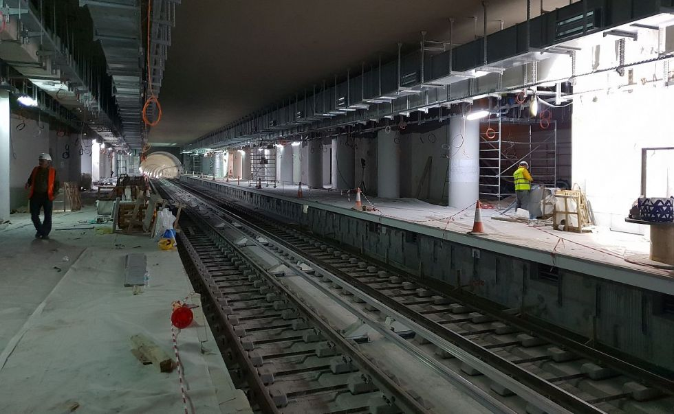 Είναι έτοιμη η Νίκαια να υποδεχτεί το Μετρό στον Άγιο Νικόλαο;;;